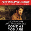 Come As You Are (Performance Track In Key Of Gb)