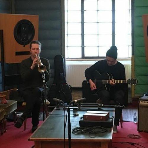 Eric Wong / Brad Henkel live on Cashmere Radio. Berlin, 13.4.2019
