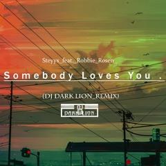 Steyyx_feat._Robbie_Rosen_-_Somebody_Loves_You_(DJ DARK LION_Remix)