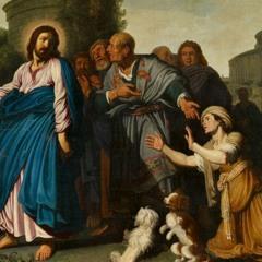 عظيم إيمانك يا امرأة - سلسلة عظات كنيسة مجيدة - دراسة في رسالة أفسس - العظة التاسعة - د. ثروت ماهر