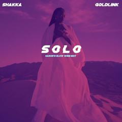 Shakka - Solo Ft. GoldLink (Harun's Slow Wine Edit)