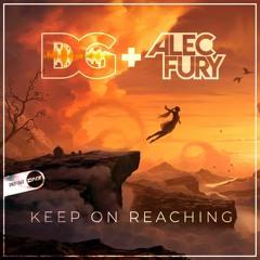 Darren Glancy & Alec Fury - Keep On Reaching Sc Sample