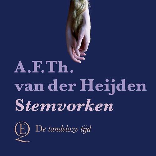 Ricky Koole leest Stemvorken - A.F.Th. van der Heijden