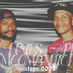 DJ NATES(MOOMBAHTON) MIXTAPE 2021