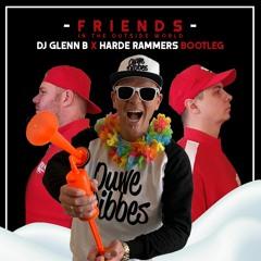 DJ Glenn B x Harde Rammers - Friends (in the outside world)