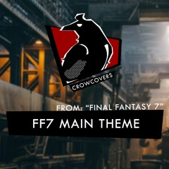 "ff7 but it's lofi & chill lofi ~ ""main theme"" ~"