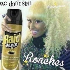 Nicki Minaj Roaches #jerseyclub