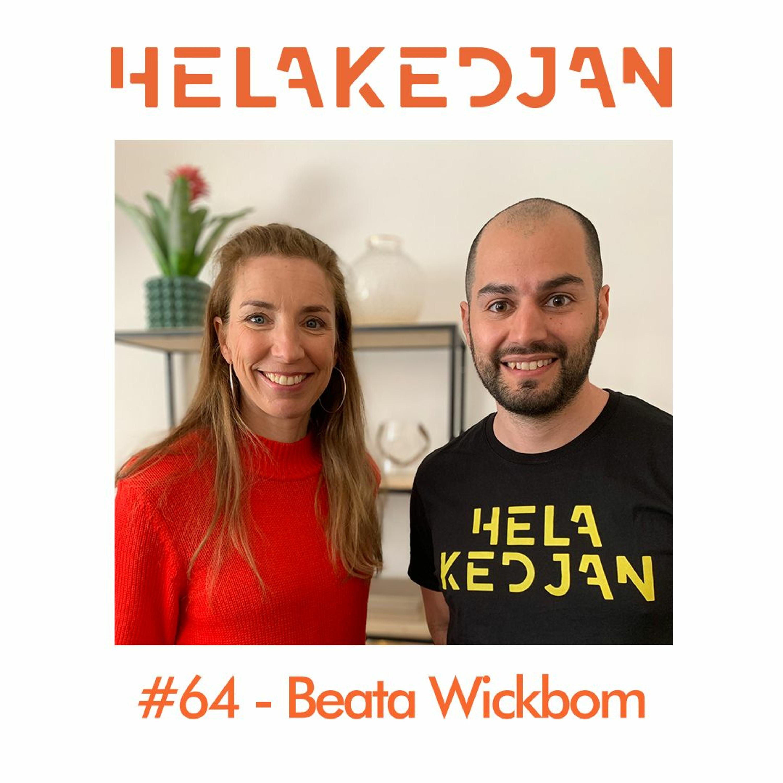 #64 - Beata Wickbom