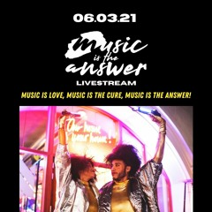 Music is the Answer Live stream w/ Shane & Jorge @ Bar & Kitchen JACK