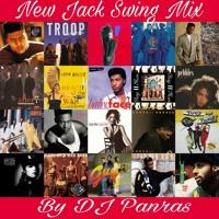 New Jack Swing Mix By DJ Panras [80s + 90s Jamz]