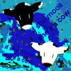 @seamoretheseal - IF SHE MOOS. SHES A COW. (prod. tendō 天道 + seamoretheseal)