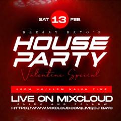 Da House Party Mixx Vol24