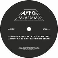 PREMIERE: Liou - Virtual Life [AFFIX Recordings]