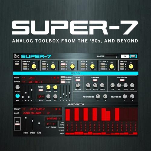 Super-7 - Satisfying Stacks by TORLEY