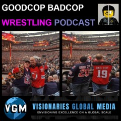 Good Cop / Bad Cop Wrestling Podcast #147: Diesel