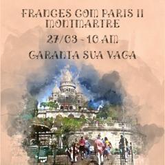 Aula #01 - Francês com Paris edição Montmartre