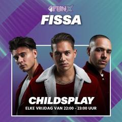 ChildsPlay FunX Fissa Radio Show #31 (18-6-2021)