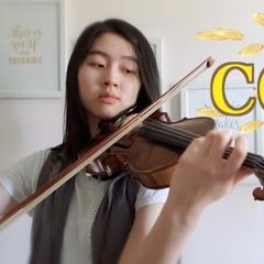 IU (아이유) 'Coin' - Violin (w/ Rap + Piano) Cover