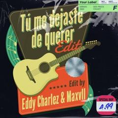 C. Tangana - Tú Me Dejaste De Querer (feat. Niño de Elche & La Hungara) [Maxvll & Eddy Charlez Edit]