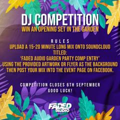 FACTIVE - Faded Audio Garden Party Comp Entry