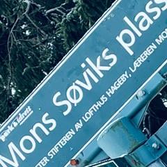 Trampolinene på Mons Søviks Plass