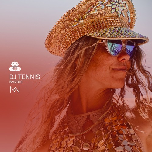 Dj Tennis - Robot Heart - Burning Man 2019