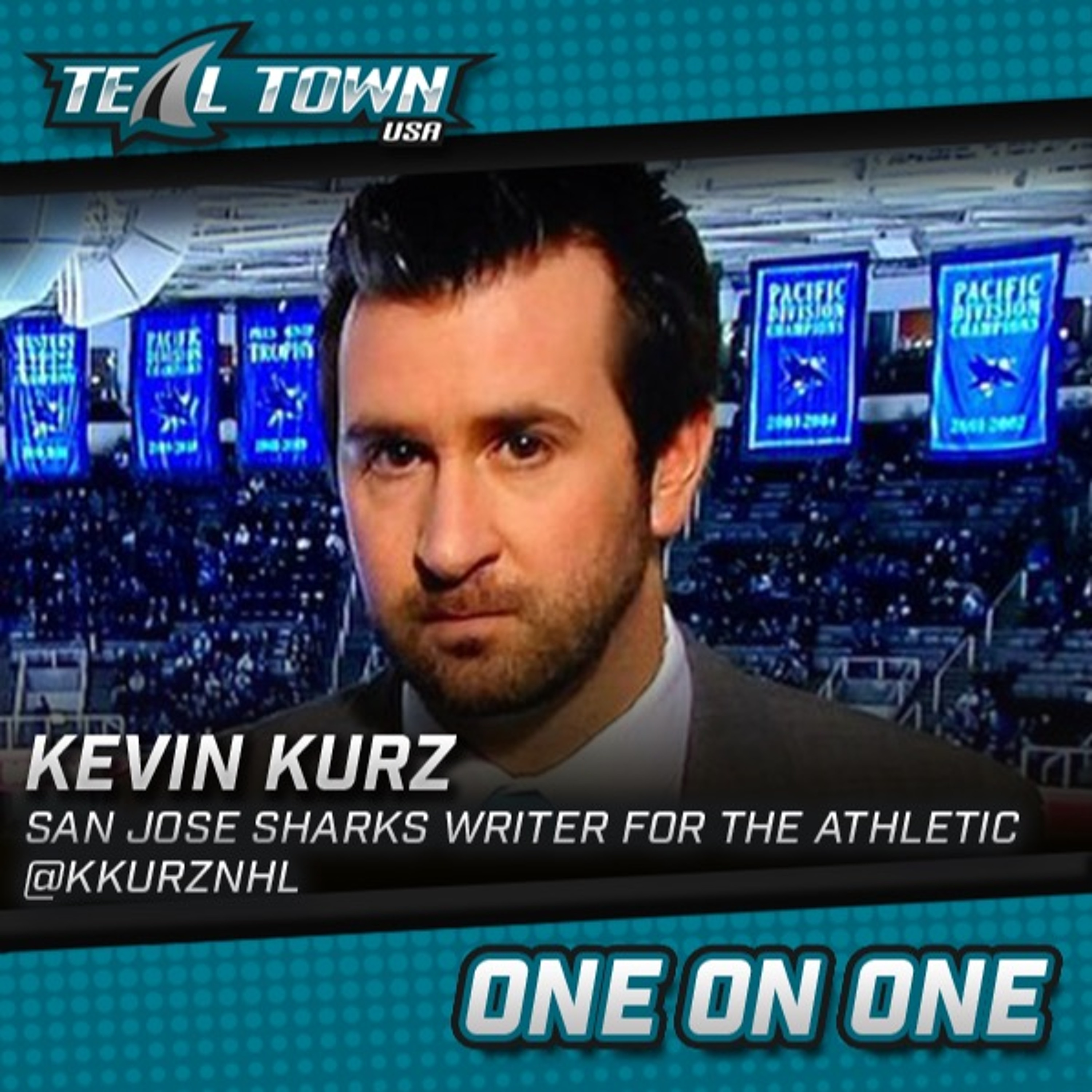 One on One with Kevin Kurz, San Jose Sharks writer for The Athletic