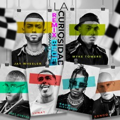 Jay x Myke x Rauw - La Curiosidad (Blue Grand Prix Remix) ft. Jhay Cortez, Lunay, Kendo, DJ Nelson