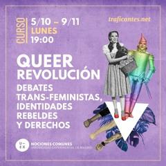 1. Memorias Queer. ¿Qué identidades, qué luchas? I Fefa Vila