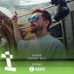Toolroom Radio EP592 - Siege Guest Mix