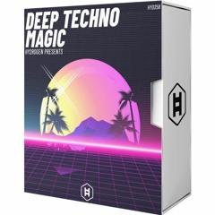 Deep Techno Magic / #Techno SamplePack