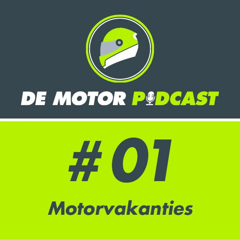 #01 Motorvakanties Schotland en Spanje
