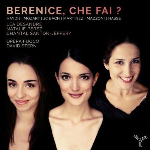 Berenice, che fai ? - HASSE - Sinfonia - I. Allegro di molto