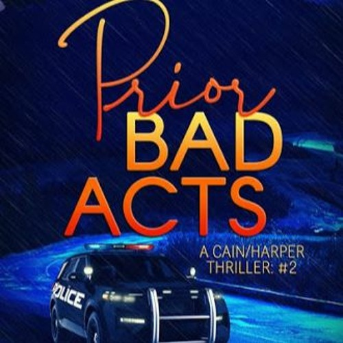 """DP Lyle Discusses """"PRIOR BAD ACTS"""" on Thorne & Cross: Haunted Nights LIVE!"""