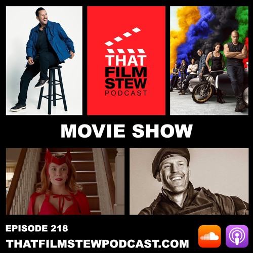 That Film Stew Ep 218 - A Lee Christmas Story (Movie Show)