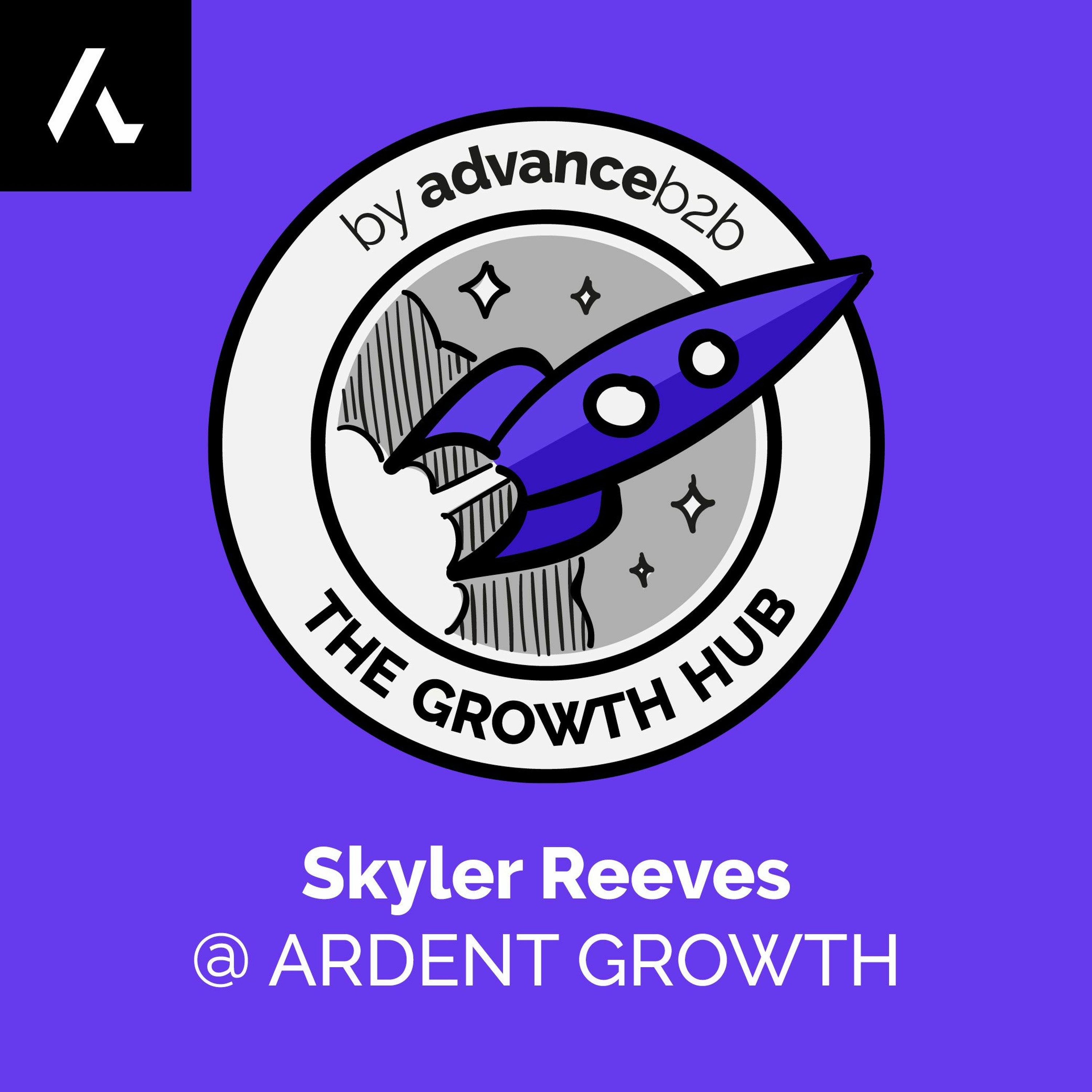 Skyler Reeves - CEO at Ardent Growth - Why SaaS Companies Fail With Content Marketing