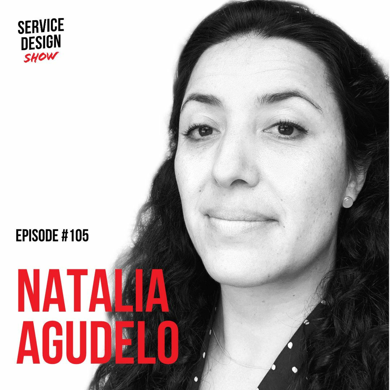 Overcoming the biggest fear in design / Natalia Agudelo / Episode #105