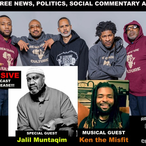 Jalil Muntaqim Interview: Free After 49 Years!