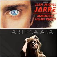 Jean-Michel Jarre vs Arilena Ara - Magnetic Fields, Pt. 2 vs I'm Sorry (Nëntori) (Dr. No dj Mashup)