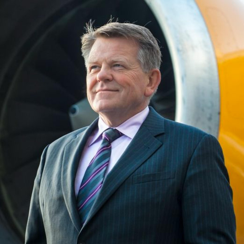 #23 – Forstjóri Icelandair í 10 ár - Björgólfur Jóhannsson