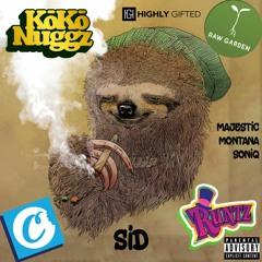 Sid (ft. Majestic, Montana & Soniq) PROD. Depo On Da Beat (Explicit)