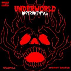ogxmill, Johnny Master, Miyoki Beats - Underworld Instrumental  [TikTok Version]