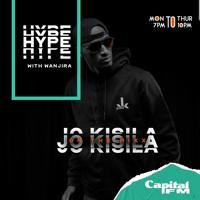 JO KISILA - THE HYPE LIVE HIPHOP & R&B SET - 19TH APRIL 2021