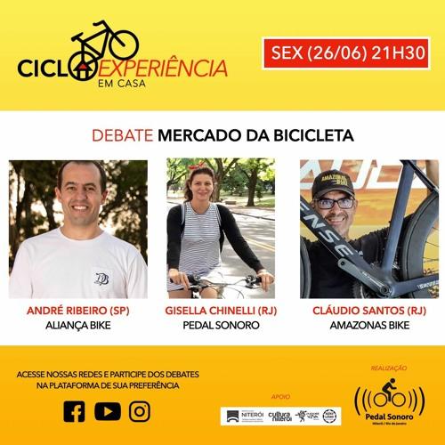 CICLOEXPERIÊNCIA 2020 - EM CASA - MERCADO DA BICICLETA