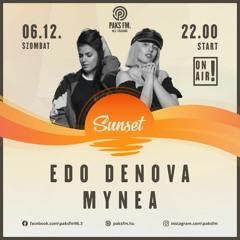 Mynea Live At Sunset @ PaksFM 2021.06.11