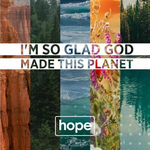 Aug 8   We Care About the Planet   Hope Month 2021   Barry Rodriguez