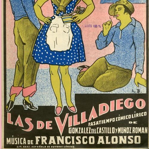Las de Villadiego (1933)