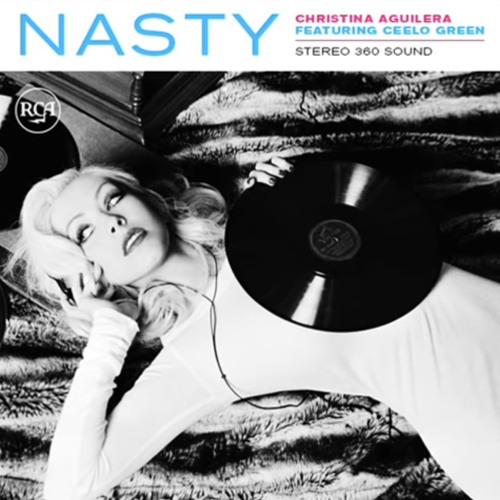 Christina Aguilera - Nasty feat. Cee Lo Green (INSTRUMENTAL)
