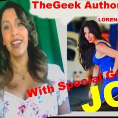 049 The Geek Authority Show - JC - Actor - Associate Producer