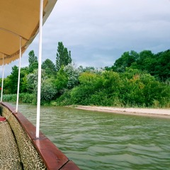 """Boat trips on river Kamchia with motorboats """"Lucy"""", """"Longoz""""."""